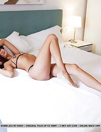 Bambi Joli nude in glamour PRESENTING BAMBI JOLI gallery - MetArt.com