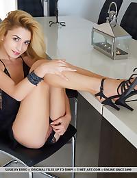 Susie nude in erotic SERICH gallery - MetArt.com