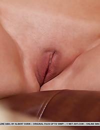 Caroline Abel nude in erotic JLEADE gallery
