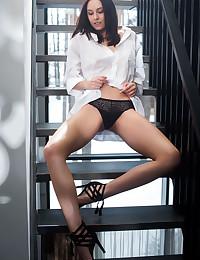 Sade Mare naked in erotic MULIN gallery