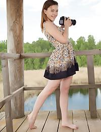 Dominika Jule naked in erotic PRESENTING DOMINIKA JULE gallery - MetArt.com