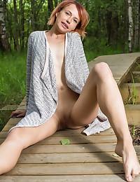 Shannan nude in erotic PRESENTING SHANNAN gallery - MetArt.com