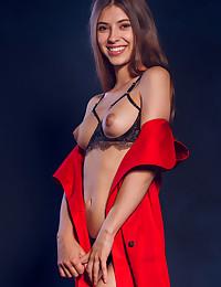 Avery nude in erotic Fabulous STRIPTEASE gallery - MetArt.com