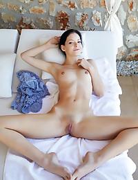 Anie Darling nude in erotic DAYBED gallery - MetArt.com