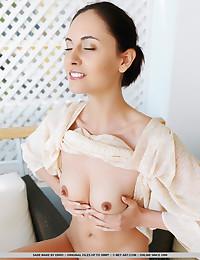 Sade Mare nude in erotic PATIO WEATHER gallery - MetArt.com