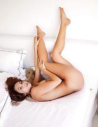 Belka nude in erotic BEAUTY IN BEIGE gallery