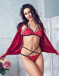 Angelina Socho nude in erotic LILY PAD gallery - MetArt.com