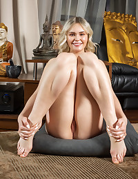 Ruth nude in erotic AT PEACE gallery
