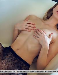 Amelia Gin nude in erotic WILD STOCKING gallery