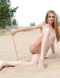 Outstanding naked beauty