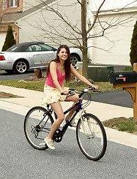 Bawd CYCLIST involving Shyla Jennings - ALS Skim thru