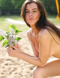 Morose Looker - Indubitably Fashionable Crude Nudes