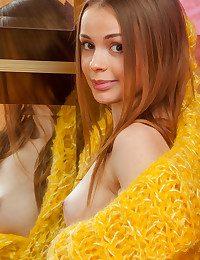 Winnie bare in softcore METIRI gallery - MetArt.com