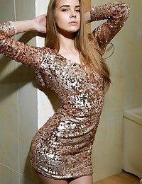 Carolina Sampaio bare in glamour MIRALO gallery - MetArt.com