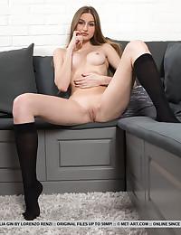 Amelia Gin bare in erotic AMARD gallery