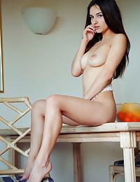 Gloria Sol naked in softcore ACIREA gallery - MetArt.com