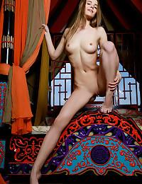 Carolina Sampaio nude in softcore RISS gallery - MetArt.com