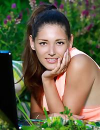 Rosella nude in erotic SERENO gallery - MetArt.com