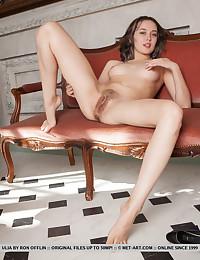 Ulia nude in softcore PLAMA gallery - MetArt.com