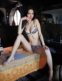Dita V naked in erotic LEMUI gallery - MetArt.com